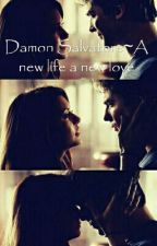Damon Salvatore~A new life a new love by lalala_xxxx