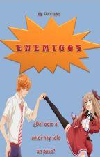 Enemigos (Sata Kyouya y Tú) by Dani-lokis