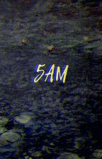 5AM [taekook] by bunnyungi