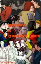 Batfamily & Other One Shots by Skycrystal23