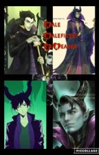 Male Maleficent X Reader  by emodare