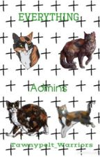 Everything Admins by Tawnypelt_Warriors
