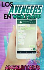 Los vengadores en whatsapp /Terminada/ by angelitta170