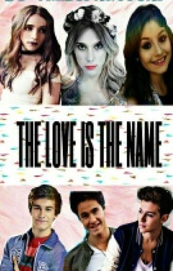 The Love Is The Name~Aguslina Ruggarol Michaentina~