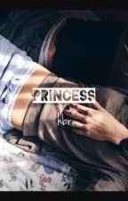 princess; hbr by blurredfame