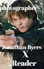 ~Photographer~ Jonathan Byers X Reader by -Ally_Nicole-