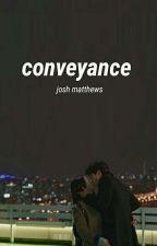 Conveyance ↬ Josh Matthews  by ShadyWeather