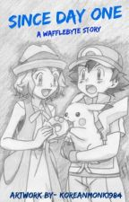 Since Day One (Amourshipping) by wafflord