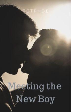Meeting the New Boy by crybabytrisha