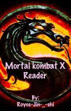 Mortal kombat x reader by Royce-Jin-_-shi