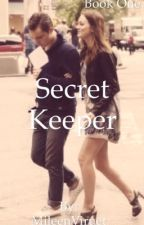Secret Keeper Book One  by thealexamorgan