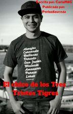 """""""El Chico De Los Tres Tristes Tigres""""(Erick Ibarra) by PerlaaSaucedo"""