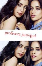 Profesora Jauregui-CAMREN by iyih19
