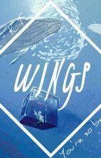 Wings // k.t.h + j.j.k // by TAEbean