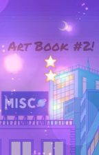 ART BOOK #2!⭐️☁️ by MangleSpider