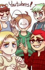 YouTube High School by deadpoolfangirl102