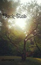 Back-Stab by shawneya