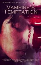 A Vampire's Temptation by kpopfi