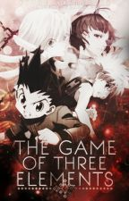 The game of the three elements (gon x Tu x killua x kurapika) Español by XxThe_YanderexX