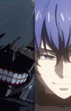 No te comprendo Kaneki ken, Ayato y tú  by drogita_dura_