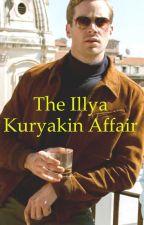The Illya Kuryakin Affair  by curlycandycorn
