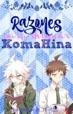 Razones para shippear Komahina by Rantarx_