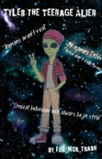 Tyler the Teenage Alien by fob_mcr_trash