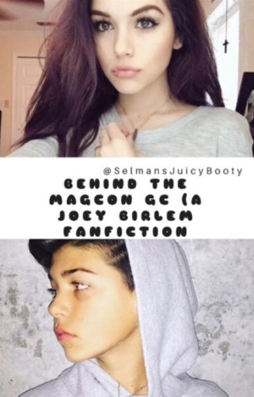 Behind the Magcon Group Chat • A Joey Birlem Fanfic•