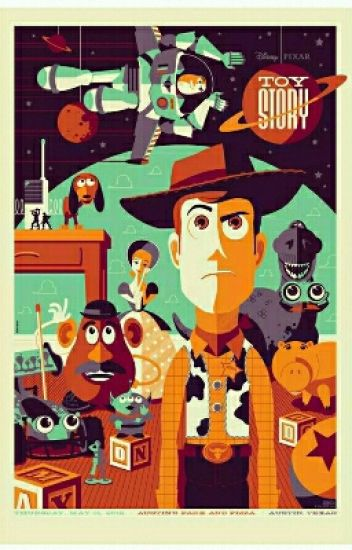 Toy Story: You'll Always Have A Friend In Me (Woody x Reader)