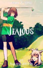 Jealous (Chara x Asriel) by MadafakaForevah