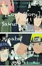 Love Story Sakura And Hinata by AzizahWindry