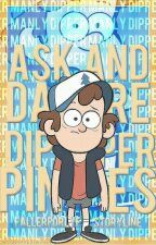 Ask/Dare Dipper Pines *Closed* by BillCypher618