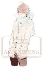 Astonishing || Oikawa Tooru x Reader by DarkkMatterAlchemist