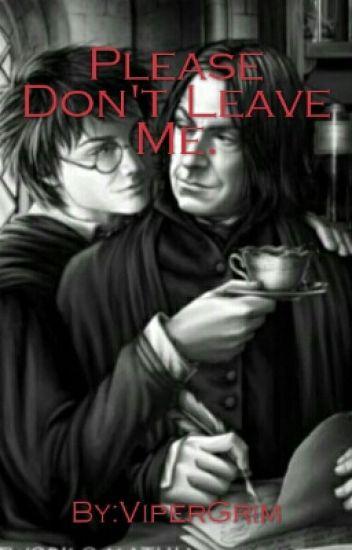 Please Don't Leave Me.