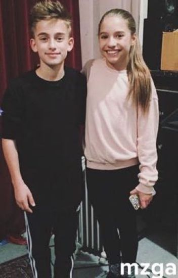 JENZIE (Johnny Orlando and Mackenzie Ziegler fan fiction)