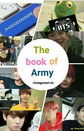 The Book Of Army ♬HUN