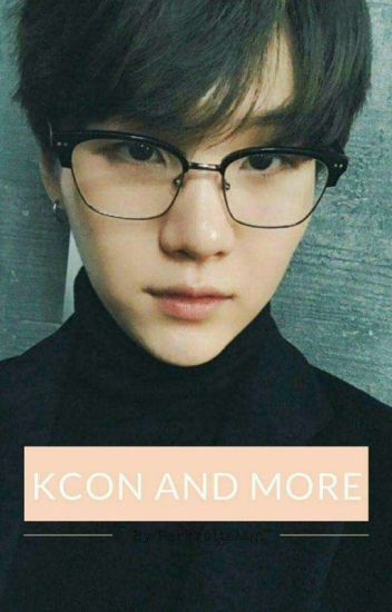 KCON AND MORE •• yoongi