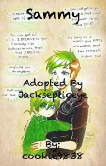 (#Wattys2016) Sammy (adopted by Jacksepticeye)