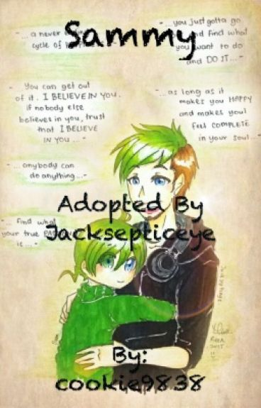 (#Wattys2016) Sammy (adopted by Jacksepticeye)