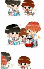 (VKook)(Edit) 1 + 1 = Vkook _ Lover cool_ by thaoly37