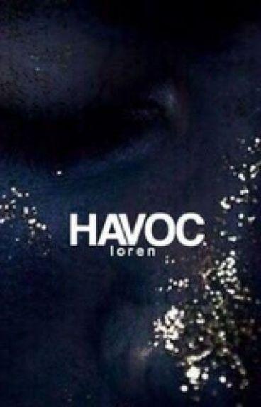 Havoc | DC by FrostyLotuses