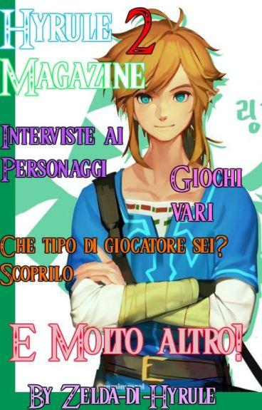 Hyrule Magazine 2