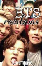 BTS Reactions by KimHyoAe