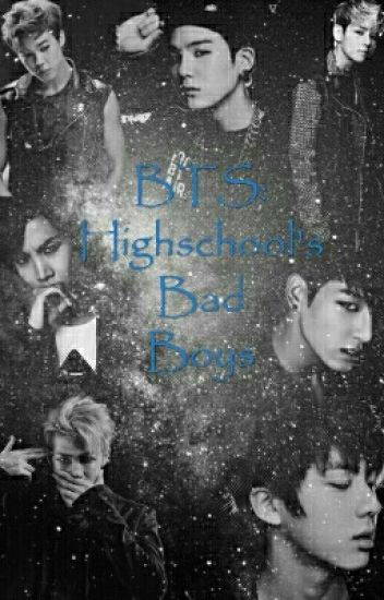 BTS: Highschool's Bad Boys