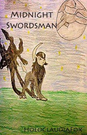 Midnight Swordsman (title not finalized) by NightfireThePegasus