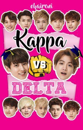 Kappa vs. Delta || Chanbaek/Baekyeol ✔ by OhAireni