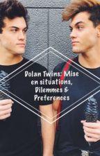 Dolan Twins: Mise en situations, Dilemmes & Préférences. by Miielor