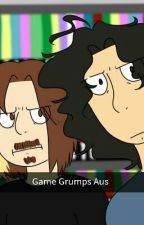 Game Grumps Aus by LunaLapis