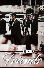 Friends Flights  zouis by MrsMalik__x