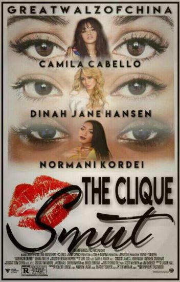 The Clique Smut (Dinah/Camila/Normani)